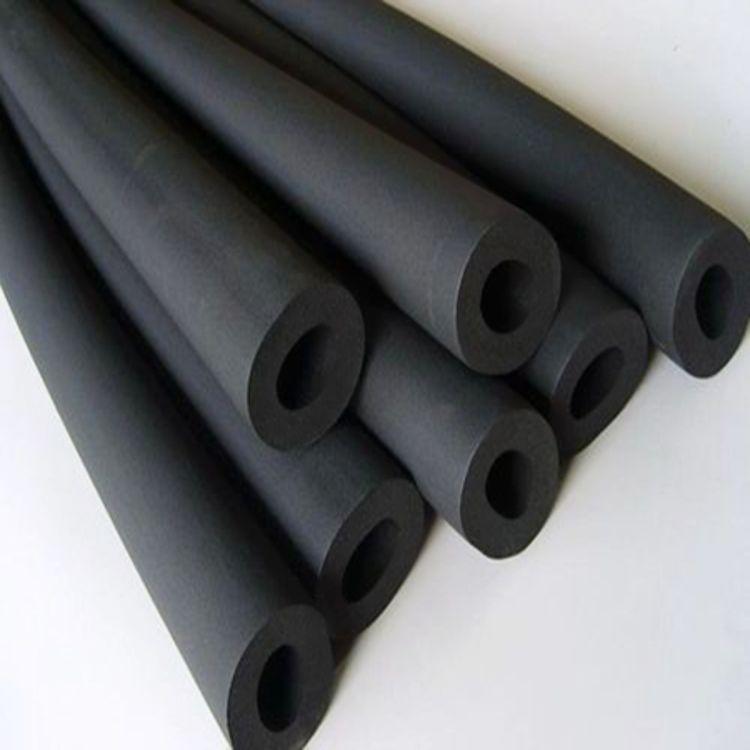 空调橡塑管价格阻燃保温橡塑管现货秒发