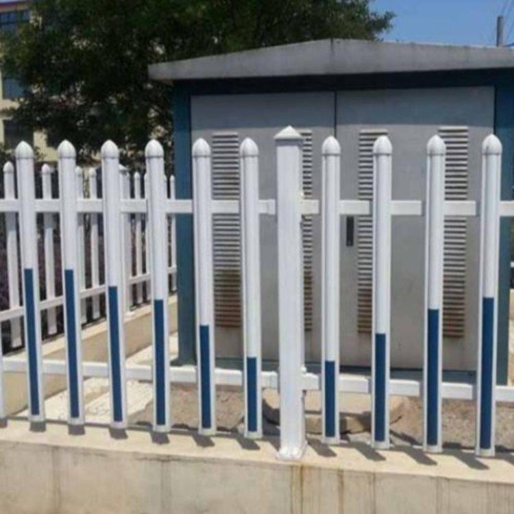 pvc护栏厂家 塑钢栅栏 鼎鑫 围栏临朐PVC护栏pvc栏杆