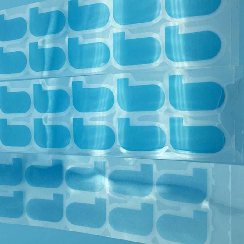 供應PCB線路板專用PE試印對位膜 po筒料訂做PE pp pvc保護膜