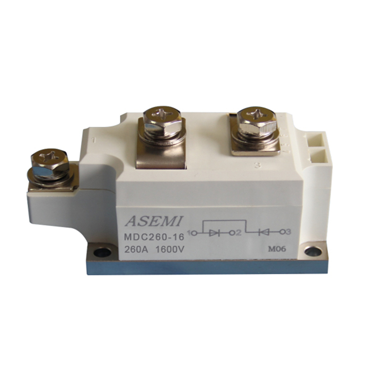 ASEMI首芯MDST150-16三相整流模块 ASEMI首芯