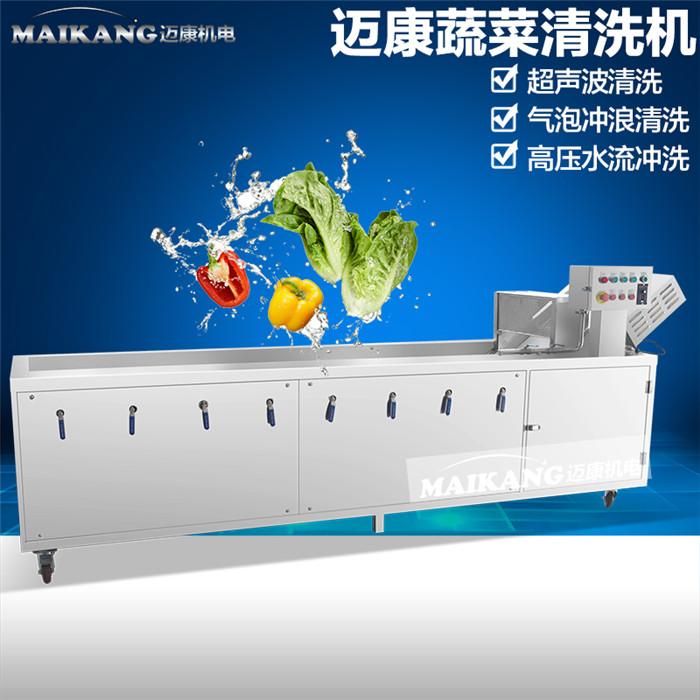 梨洗菜机 迈康 蓝莓洗菜机尺寸定制 野菜洗菜机