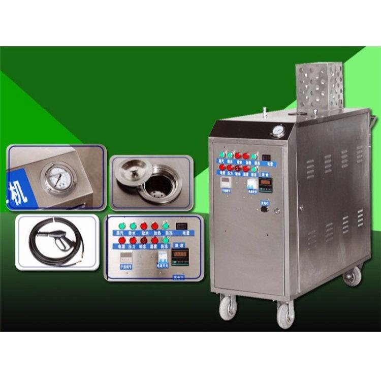 高压蒸汽洗车机移动蒸汽洗车机