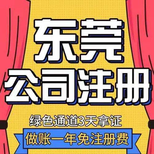 东莞公司注册代理电话 公司注册代理 创业财税