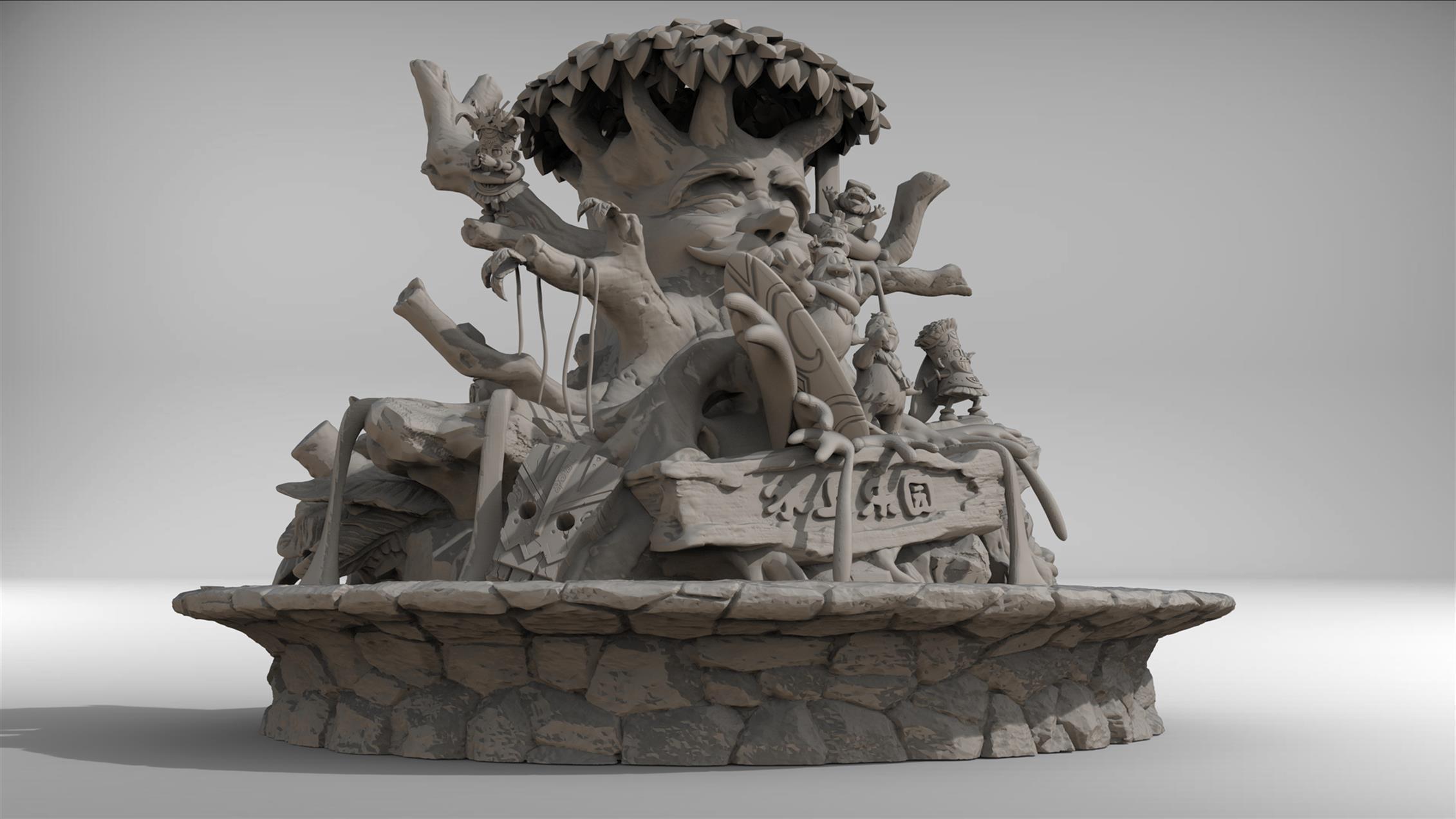 肇庆雕塑公司报价 工程案例多 经验足