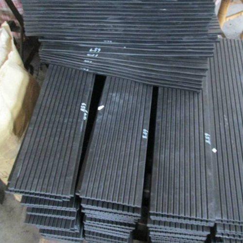 铁路轨橡胶垫板供应商 宝坤工矿配件 减震橡胶垫板大量批发