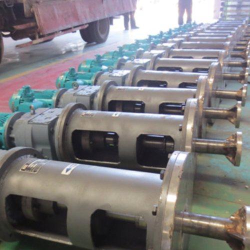 化工攪拌器定制 德凱 特殊攪拌器定制 面膜攪拌器圖片
