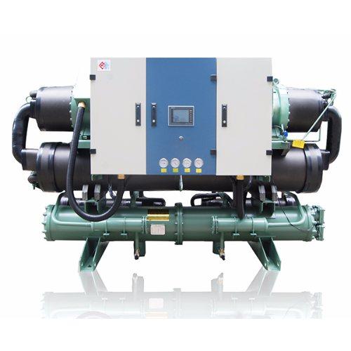 水冷螺杆冷水机组品牌 大型螺杆冷水机组公司 恒星世季