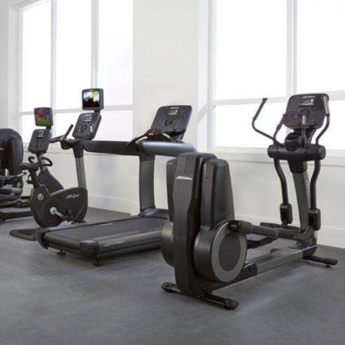 健身跑步机供应 电动跑步机报价 Life Fitness 力健