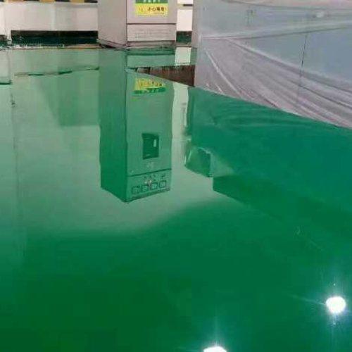 停车场环氧树脂地坪施工公司 耐磨环氧树脂地坪施工工程 增品地坪