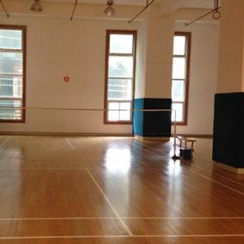 运动体育实木地板铺设 枫木体育实木地板批发 立美
