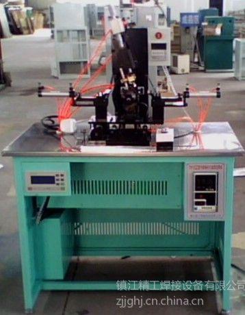 供应金刚石碳桶模具焊接专用半自动点焊机PW03-4Z