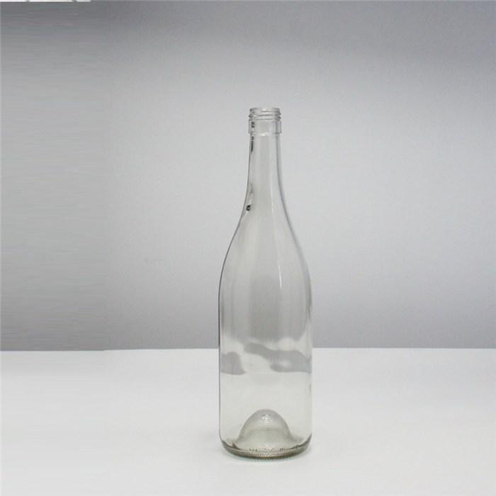 750ML葡萄酒瓶 500ML葡萄酒瓶定制 375ML葡萄酒瓶批发 金诚