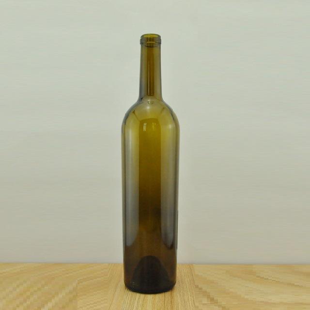 35公分高度果酒瓶批发 金诚 750ML通用果酒瓶