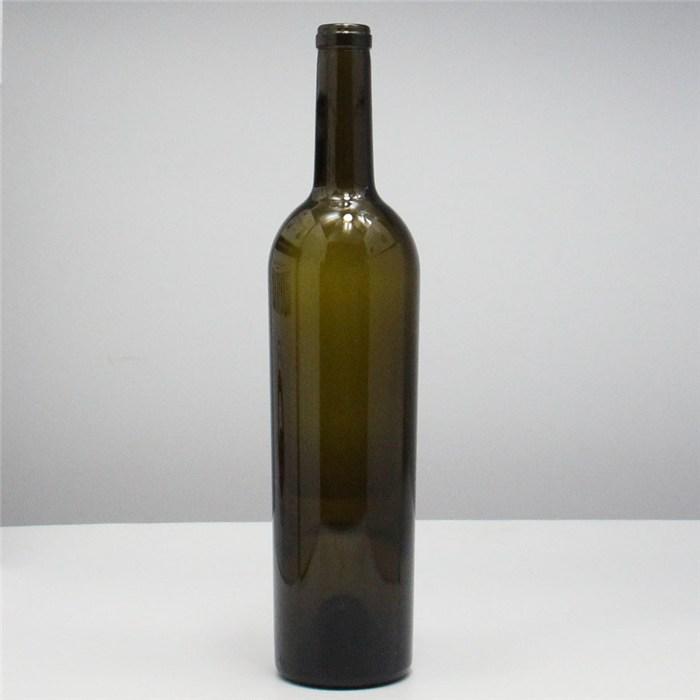375ML葡萄酒瓶现货 352高度葡萄酒瓶 金诚 375ML葡萄酒瓶定制