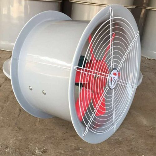 防腐轴流通风机规格 通昊 FT35-11玻璃钢轴流通风机型号
