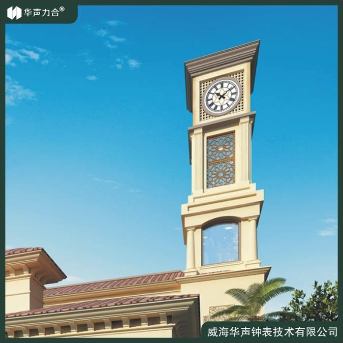 HS系列外墙钟表 外墙上挂钟 高品质工程