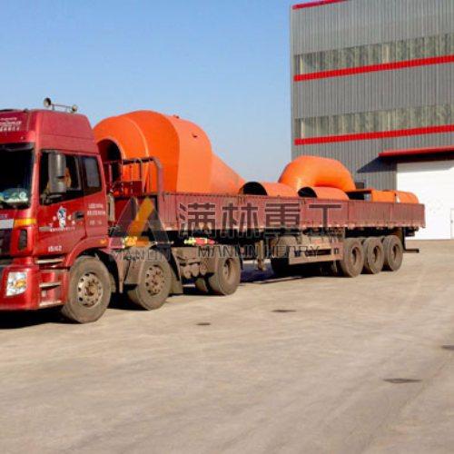 满林重工 高效节能煤泥烘干机厂家 环保煤泥烘干机厂家
