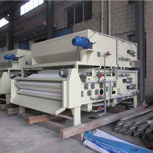 污泥压滤机 隔膜压榨压滤机配件 污泥压滤机参数 申联工业