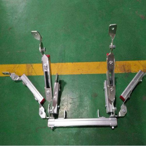 抗震支架配件定做 柏诚紧固件 钢结构抗震支架配件批发