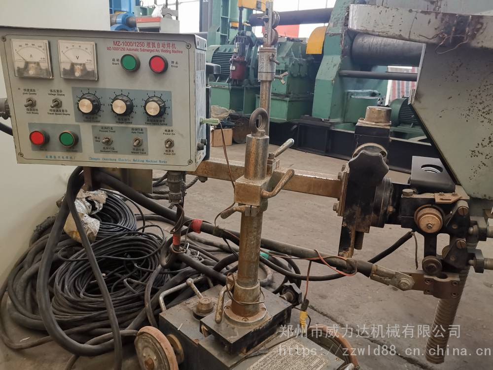 现货转让二手埋弧自动焊机价格优惠埋弧焊机配套齐全