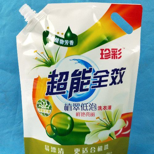 厂家自营500kg洗衣液包装袋批发销售