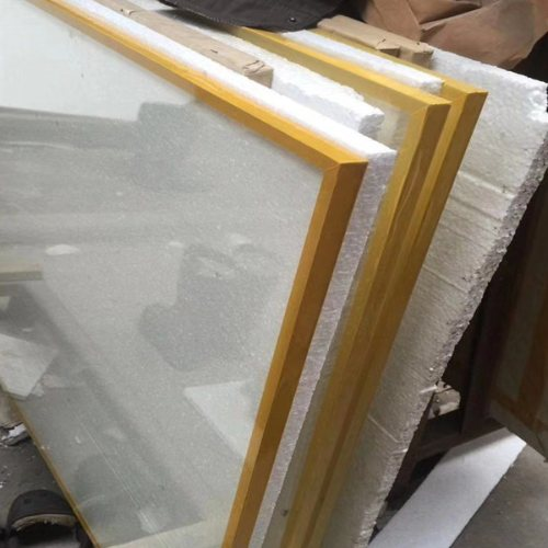 铅玻璃框医用防护铅玻璃耐冲击