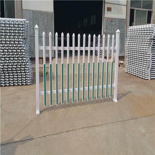 塑钢护栏型材pvc围墙护栏 鼎鑫