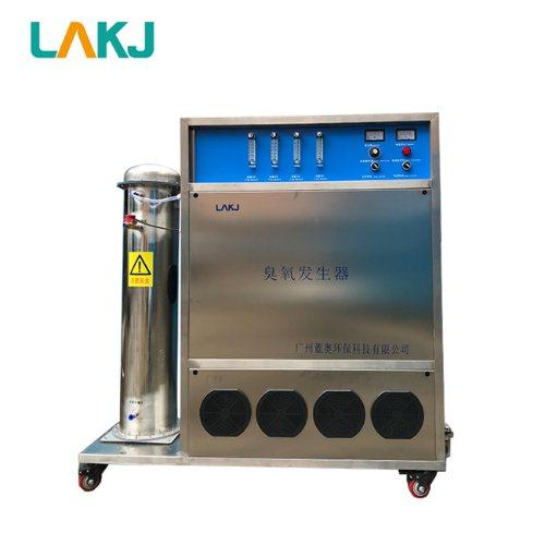 小型臭氧污水处理设备 蓝奥 食堂臭氧污水处理设备批发