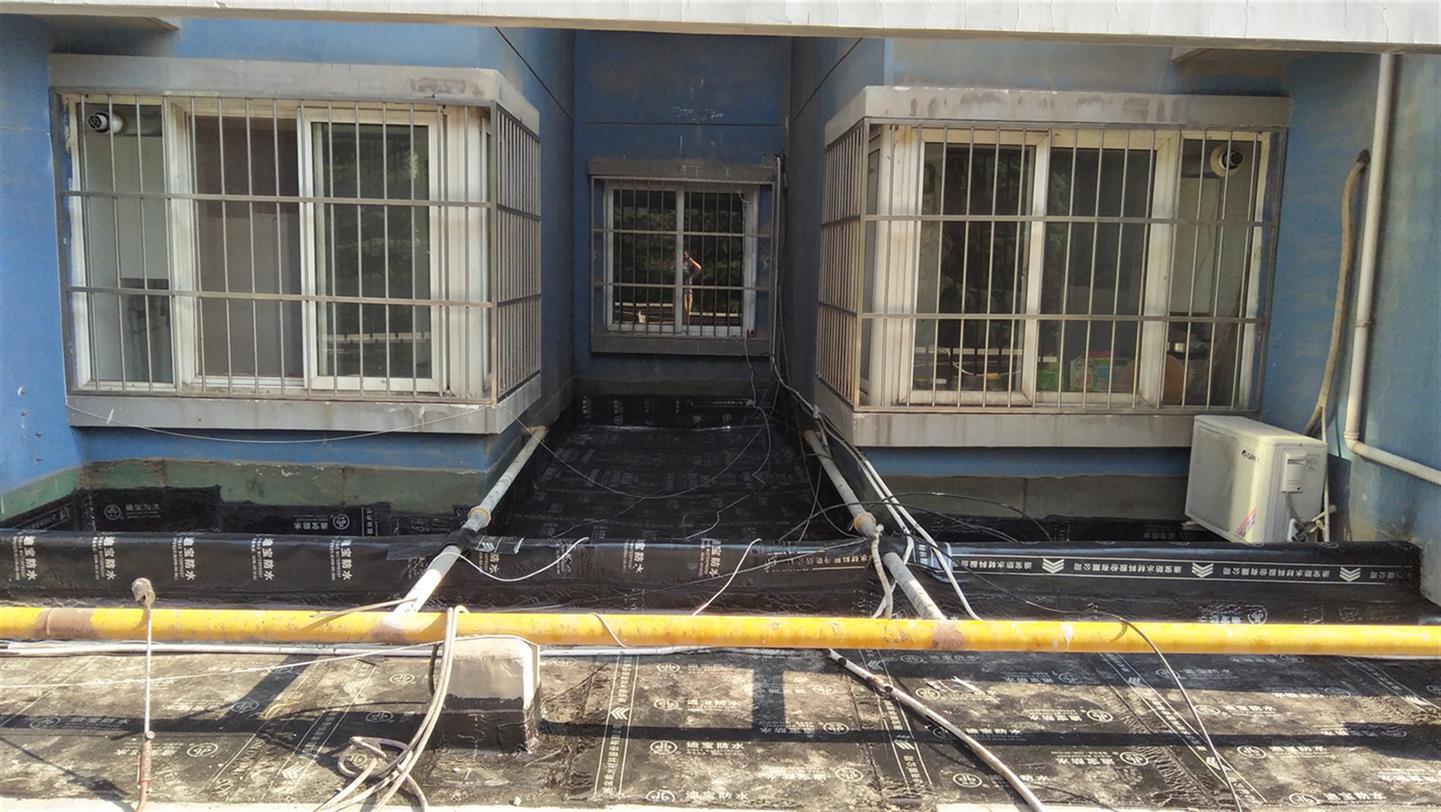 宾馆屋面防水维修