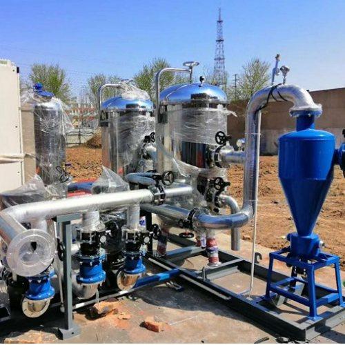 地热尾水回灌设备方案 地下水回灌设备价格 润众环保