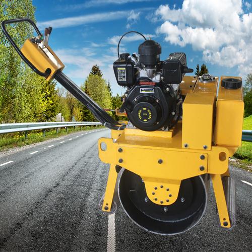 4吨小型压路机百度优选 单钢轮小型压路机品牌机械 通华