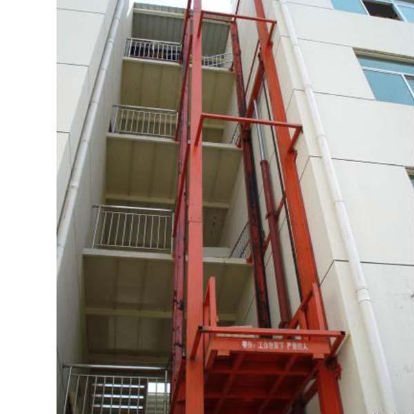 车间导轨式升降货梯供应商 丰润机械 液压导轨式升降货梯定做