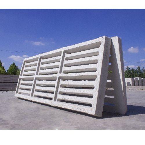 专业生产水泥漏粪板视频 彩鹏 2.2米专用欧式机制水泥漏粪板设备