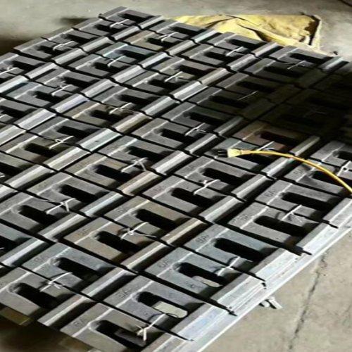 铁路轨道梁压板批发 山桥工务器材 qu100轨道梁压板大量批发