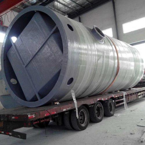 宏丰 预制一体化泵站设备 市政一体化泵站直销