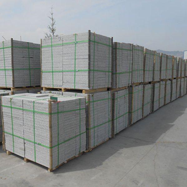 建栋石材 2公分大理石火烧板规格尺寸 广场大理石火烧板加工厂