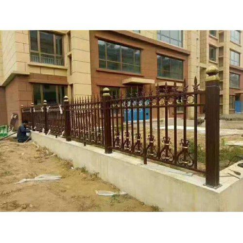 平轩金属 铝艺护栏报价 供应铝艺护栏