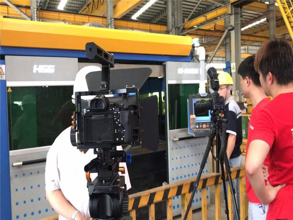 广州市黄埔区产品介绍视频品牌宣传片拍摄制作公司