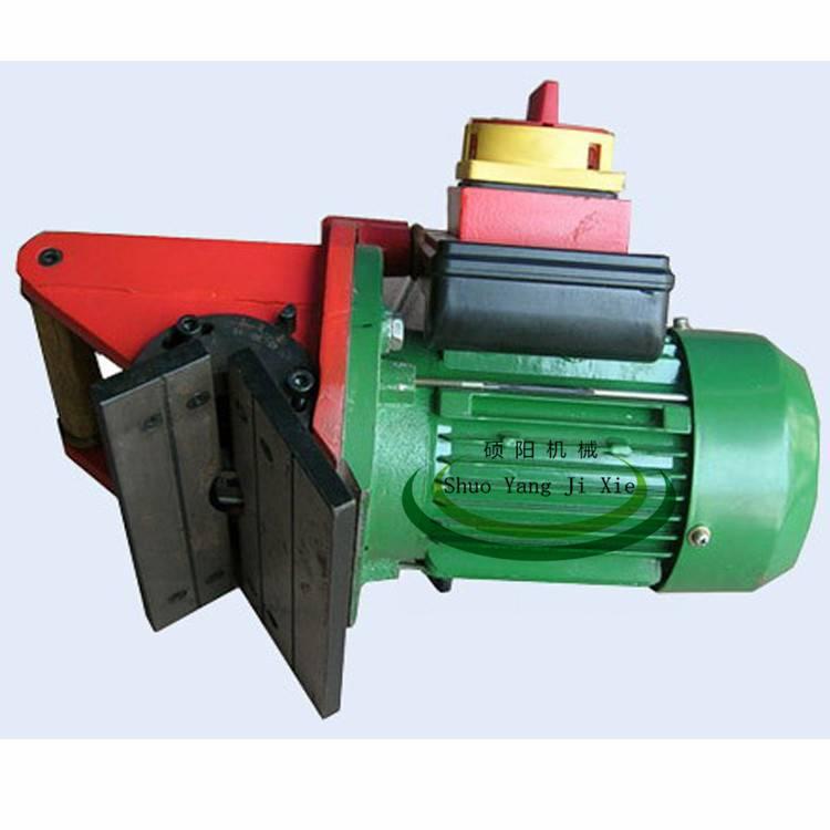 手提坡口机进口电机倒角机SYDJ-200平板倒角机