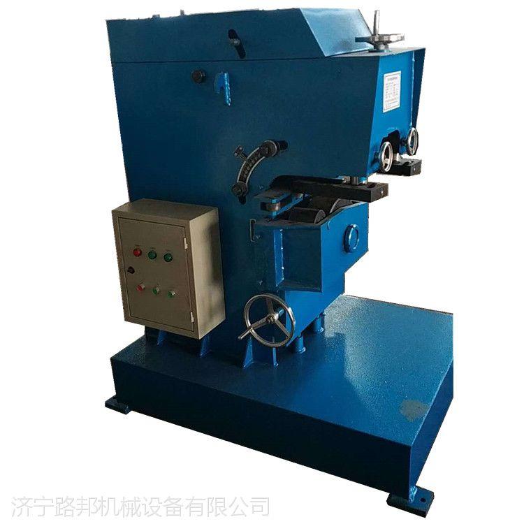 路邦机械GD-20钢板倒角机固定式平板倒角机台式直板坡口机生产厂家