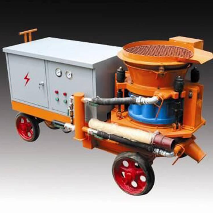 路邦KSP-7混凝土湿喷机混凝土湿式喷浆机水泥浆喷涂湿式喷浆机厂家