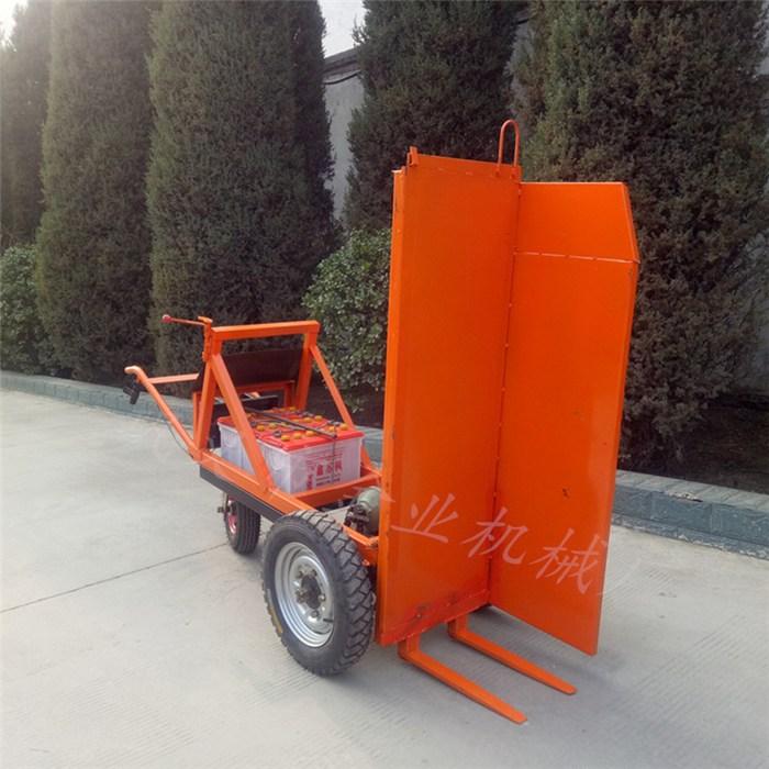 工地电动出窑车可骑 水泥厂电动出窑车可骑