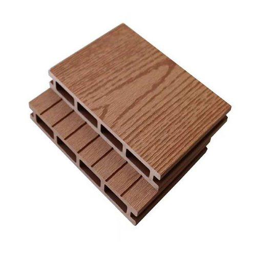 济南新民力 园林木塑地板多少钱一平 潍坊木塑地板安装