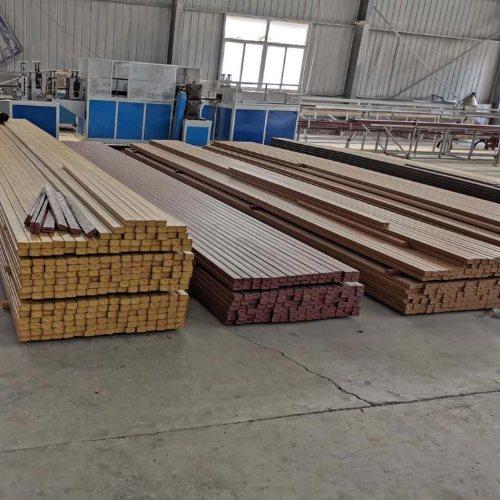 聊城木塑地板 烟台木塑地板厂家 济南新民力
