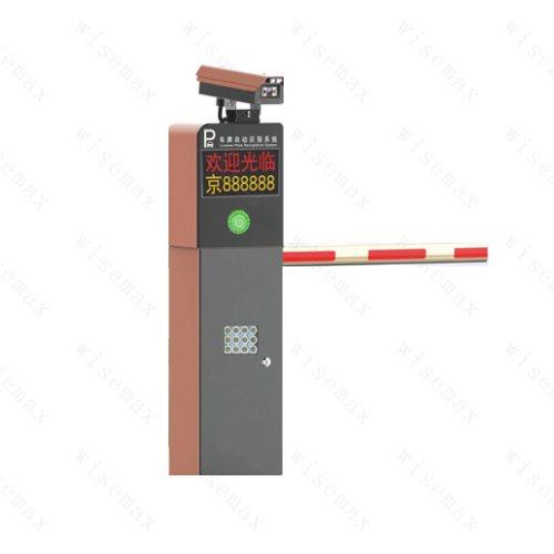 慧美鑫业 微信车辆道闸系统 免取卡车辆道闸系统