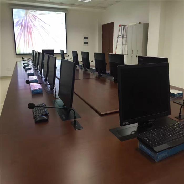 多功能升降会议桌批发 志欧 销售多功能升降会议桌供应商