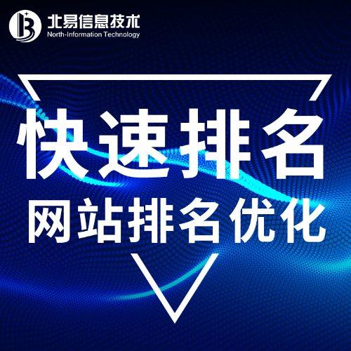 深圳网站推广优化网络推广SEO优化公司 北易信息
