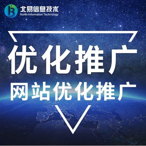 深圳网站的推广推广优化公司 北易信息