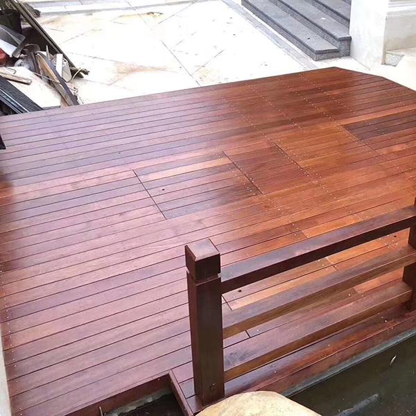 户外木地板 阳台户外木地板批发 景致木业