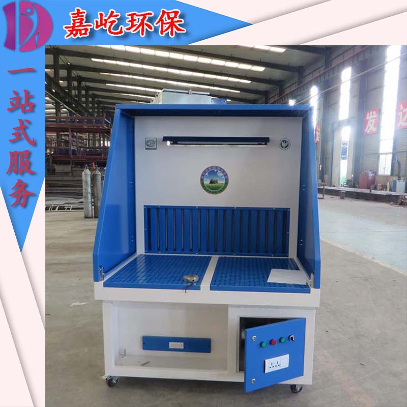 泊头环保设备环保设备打磨台风量 粉尘过滤 高效节能